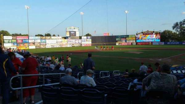 Arm & Hammer Park, section: 211, row: L, seat: 8