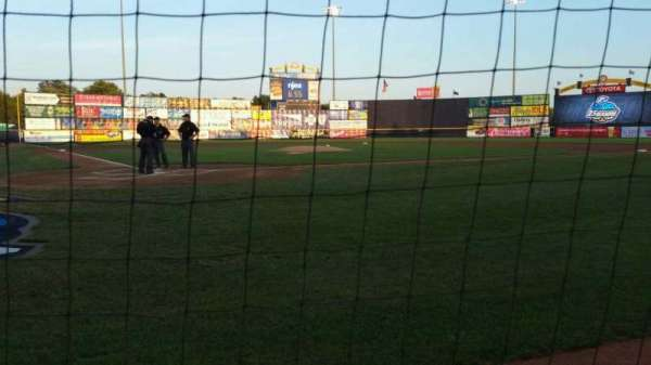 Arm & Hammer Park, section: 110, row: AA, seat: 8