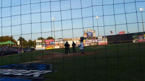 Arm & Hammer Park, section: 110, row: AA, seat: 6