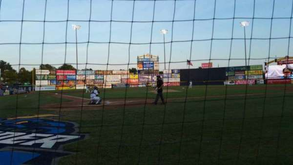 Arm & Hammer Park, section: 110, row: AA, seat: 5