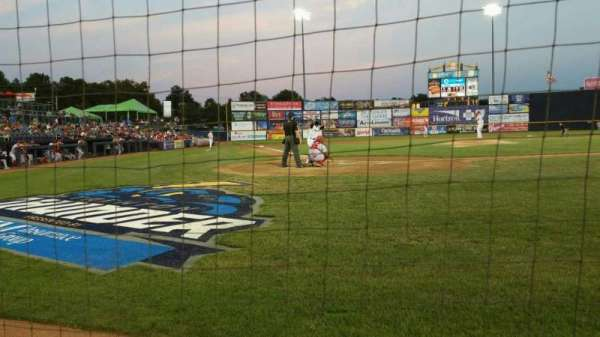 Arm & Hammer Park, section: 110, row: AA, seat: 7