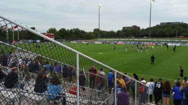 Yurcak Field, section: 2, row: 9, seat: 4
