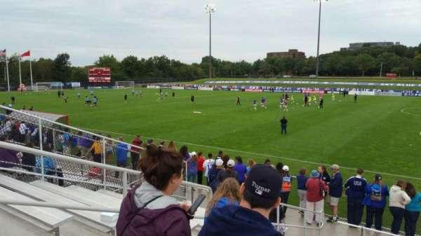 Yurcak Field, section: 1, row: 11, seat: 10