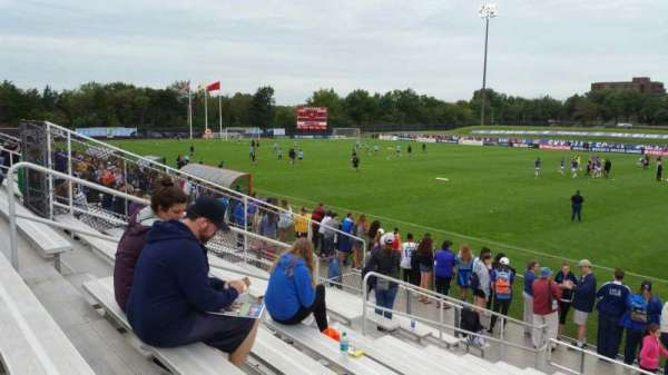 Yurcak Field, section: 1, row: 11, seat: 5