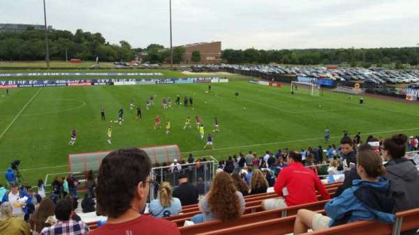 Yurcak Field, section: 4, row: 22, seat: 18