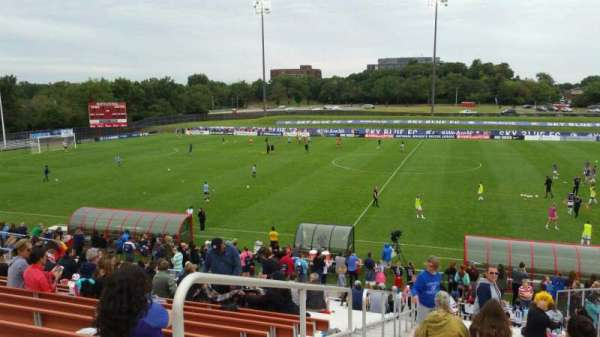 Yurcak Field, section: 4, row: 22, seat: 20