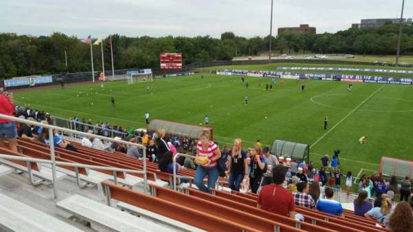 Yurcak Field, section: 4, row: 26, seat: 14