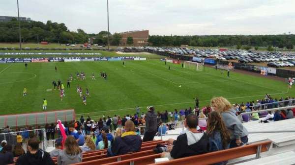 Yurcak Field, section: 4, row: 26, seat: 8