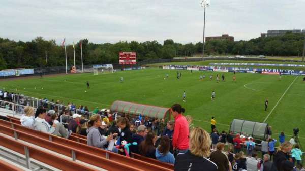 Yurcak Field, section: 5, row: 20, seat: 1