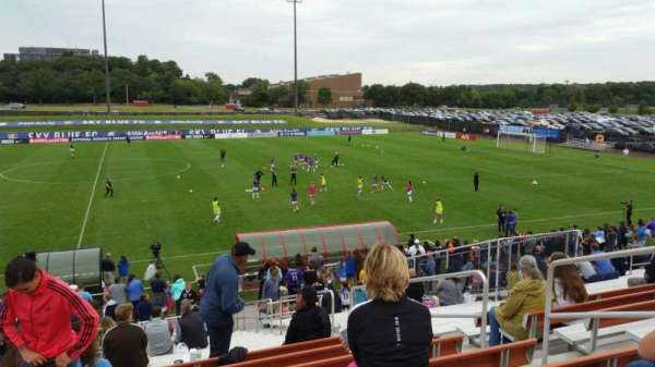 Yurcak Field, section: 5, row: 20, seat: 6