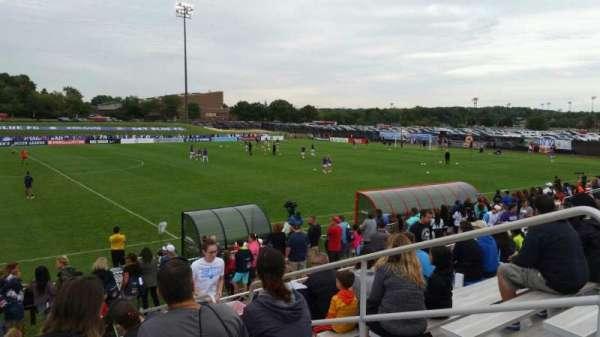 Yurcak Field, section: 6, row: 11, seat: 5