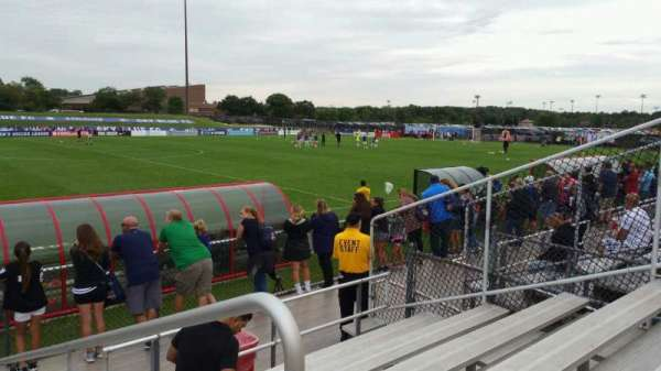 Yurcak Field, section: 7, row: 6, seat: 1