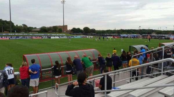 Yurcak Field, section: 7, row: 6, seat: 5