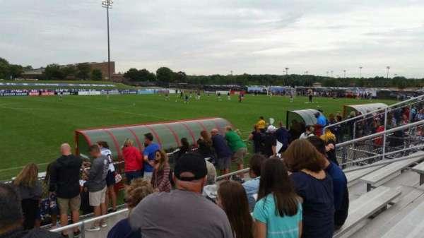 Yurcak Field, section: 7, row: 6, seat: 11