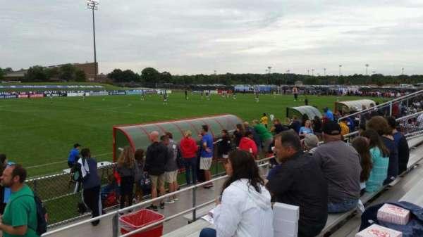 Yurcak Field, section: 7, row: 6, seat: 16