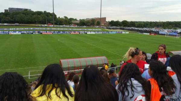 Yurcak Field, section: 7, row: 18, seat: 8