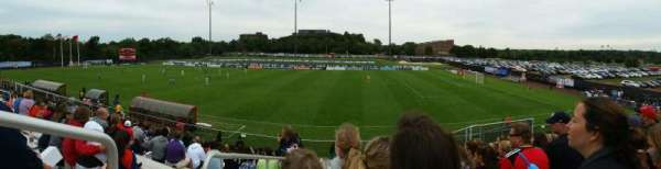 Yurcak Field, section: 2, row: 17, seat: 20