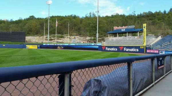 PNC Field, section: 13, row: 1, seat: 11