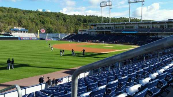 PNC Field, section: 32, row: 14, seat: 1