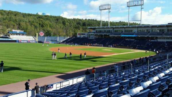 PNC Field, section: 31, row: 13, seat: 16
