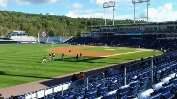 PNC Field, section: 31, row: 13, seat: 9