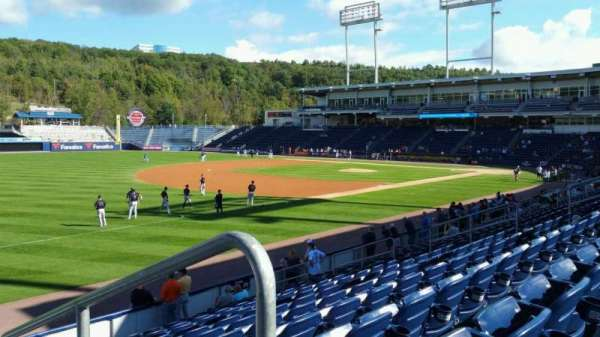 PNC Field, section: 31, row: 13, seat: 1