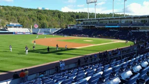 PNC Field, section: 30, row: 15, seat: 16