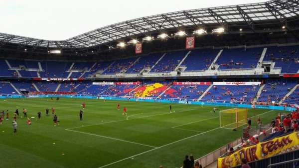 Red Bull Arena, section: 104, row: 12, seat: 11