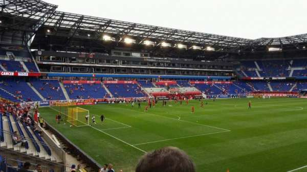 Red Bull Arena, section: 130, row: 14, seat: 21