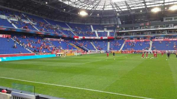 Red Bull Arena, section: 127, row: 4, seat: 29