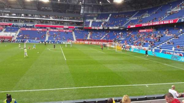 Red Bull Arena, section: 124, row: 7, seat: 21