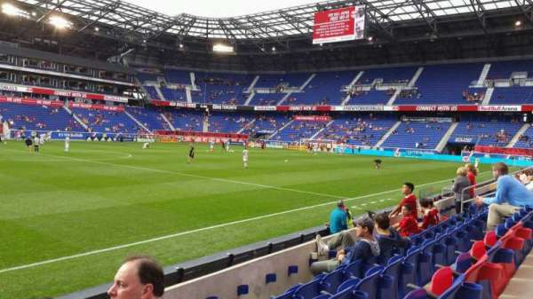 Red Bull Arena, section: 127, row: 4, seat: 21