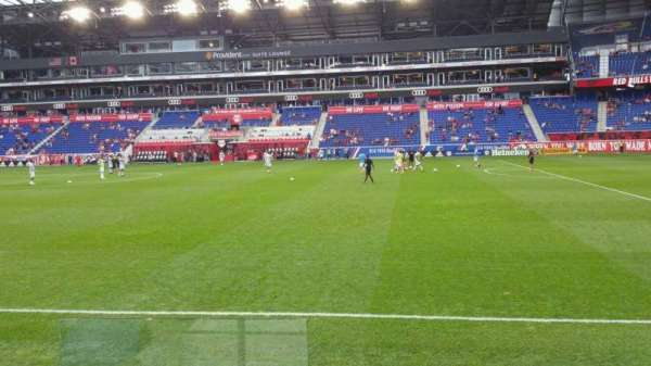 Red Bull Arena, section: 124, row: 3, seat: 35