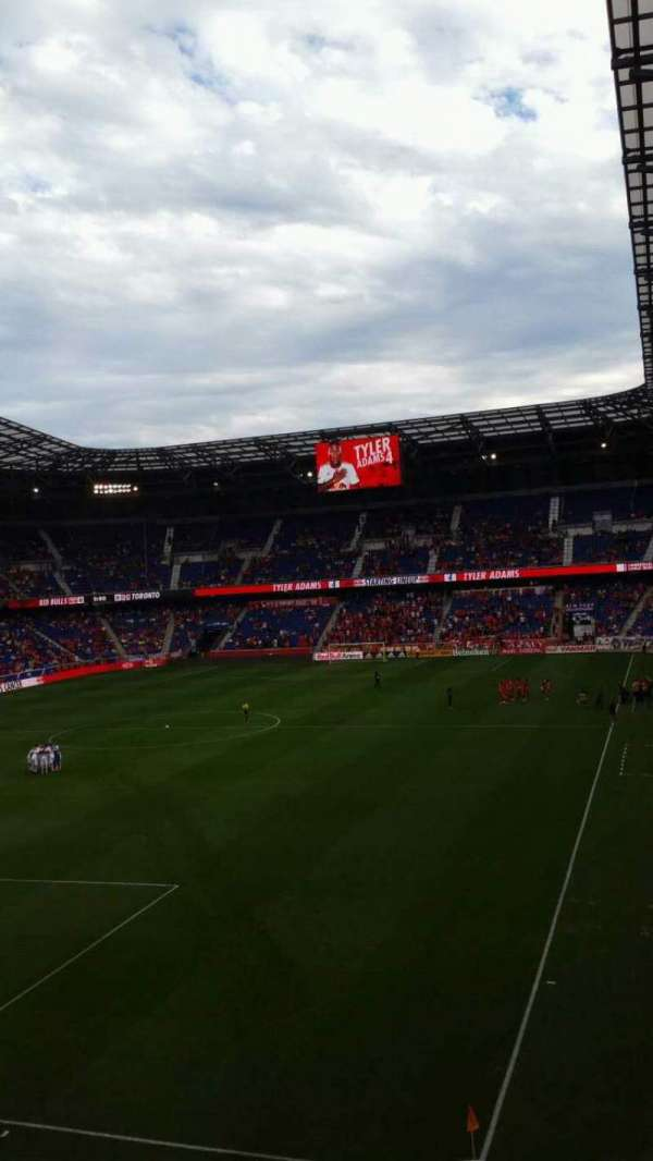 Red Bull Arena (New Jersey), section: 215, row: 1, seat: 28
