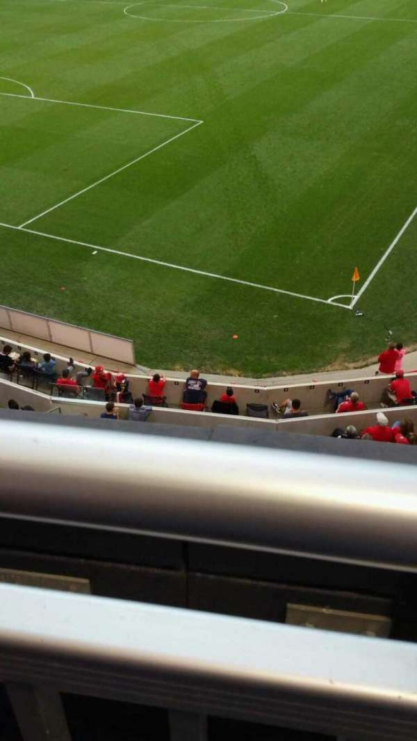 Red Bull Arena (New Jersey), section: 215, row: 1, seat: 27