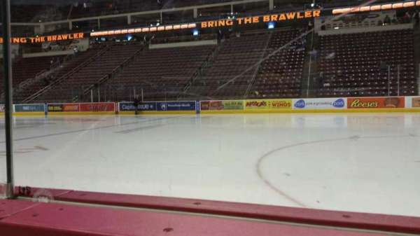 Giant Center, section: 122, row: A, seat: 13