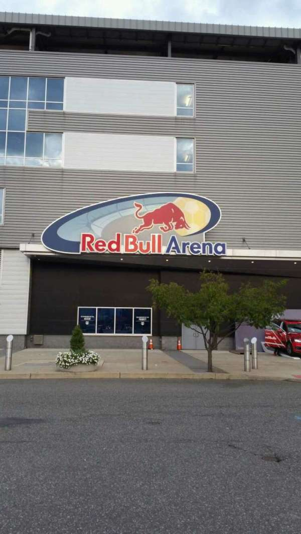Red Bull Arena, section: EXTERIOR