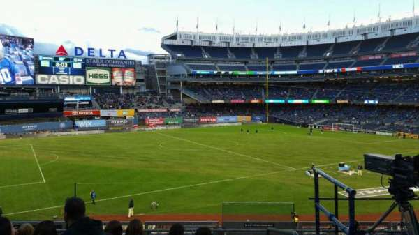 Yankee Stadium, section: 228, row: 7, seat: 1