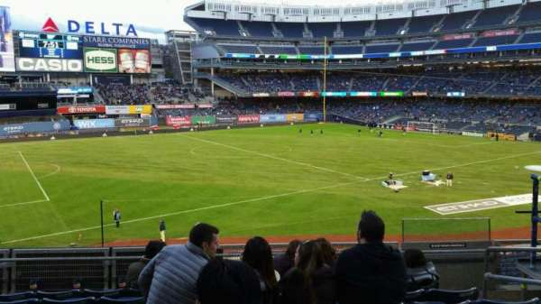 Yankee Stadium, section: 228, row: 7, seat: 5