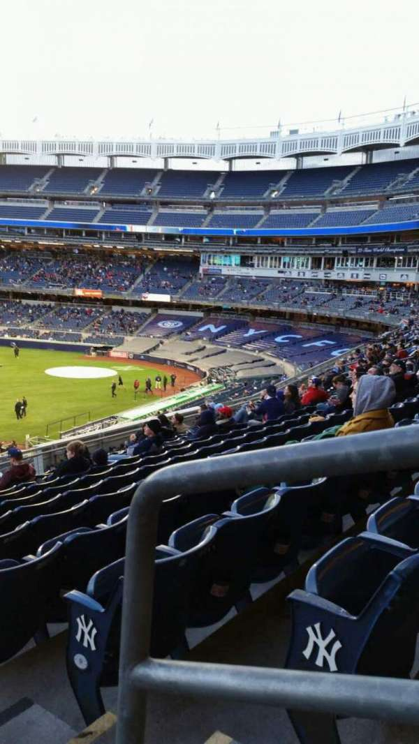 Yankee Stadium, section: 228, row: 11, seat: 1