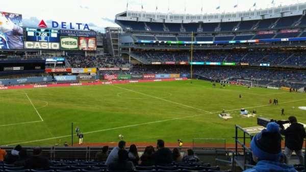 Yankee Stadium, section: 227, row: 11, seat: 4