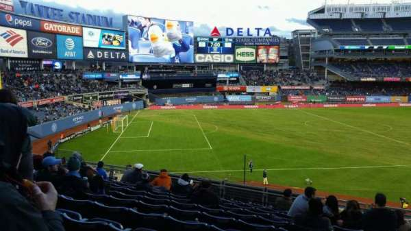 Yankee Stadium, section: 228, row: 11, seat: 4