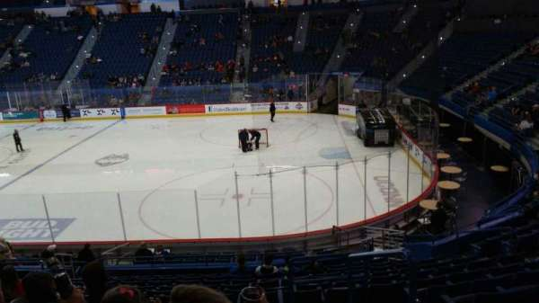XL Center, section: 101, row: U, seat: 11