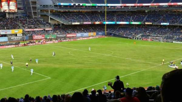 Yankee Stadium, section: 230, row: 23, seat: 7