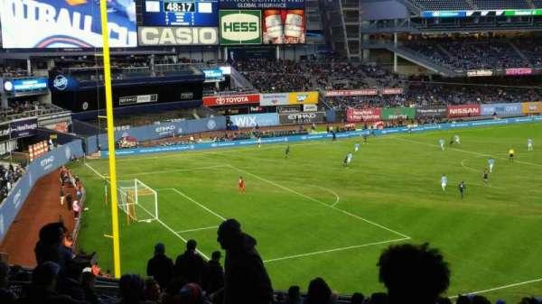 Yankee Stadium, section: 230, row: 20, seat: 11