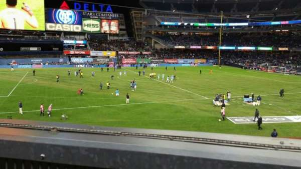 Yankee Stadium, section: 227B, row: 1, seat: 7