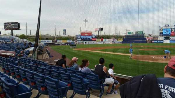 Frawley Stadium, section: 15, row: 7, seat: 9