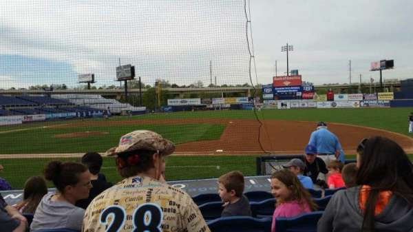 Frawley Stadium, section: 7, row: 6, seat: 5