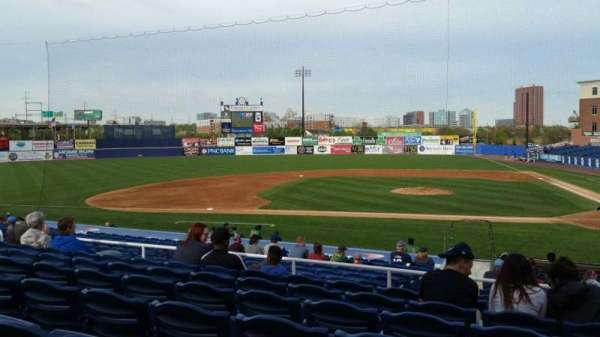Frawley Stadium, section: L, row: 7, seat: 10