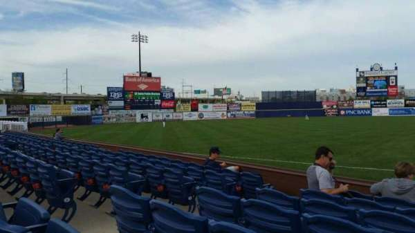 Frawley Stadium, section: 24, row: 7, seat: 5